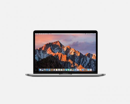 MacBook Pro 13-inch Touch Bar and Touch ID, 256GB Storage