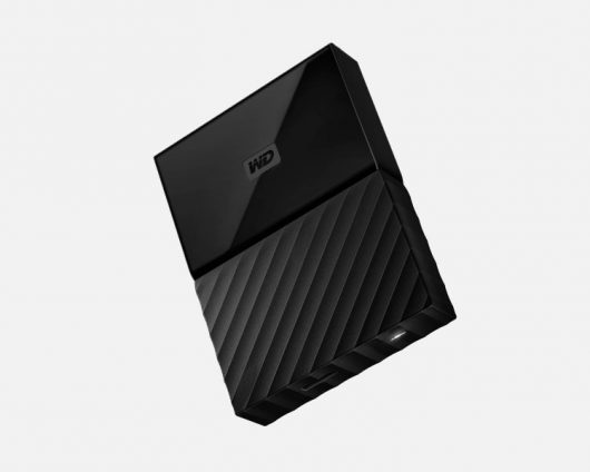 WD My Passport USB3.0 Portable Hard Drive