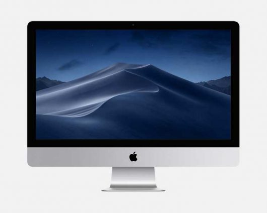 iMac 27‑inch 3.1GHz 6-Core Processor with Retina 5K display