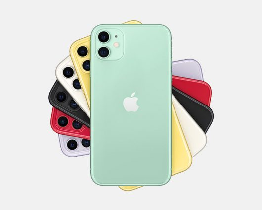 iPhone 11 - 64GB / 128GB / 256GB