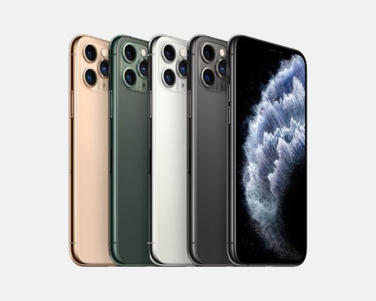 iPhone 11 Pro - 64GB / 256GB / 512GB