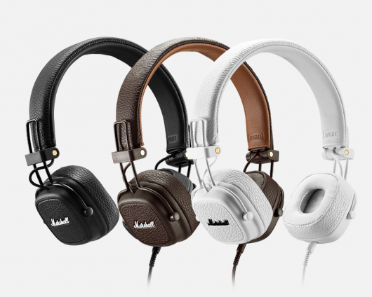 Major III Headphones