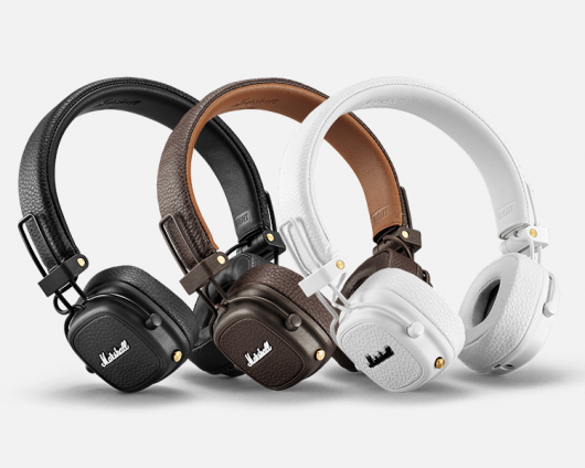 Major III Bluetooth Wireless Headphones