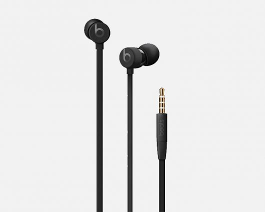 urBeats3 - Earphones with 3.5-mm Plug — Black