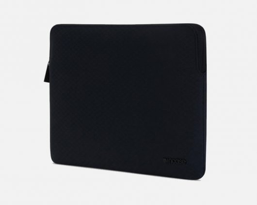 Slim Sleeve with Diamond Ripstop for MacBook Pro/Air 13-inch - Black