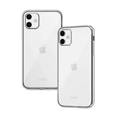 Moshi Vitros case for iPhone 11 - Clear